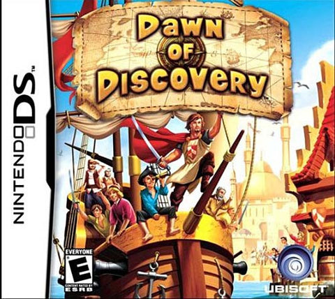 Dawn of Discovery (DS) DS Game