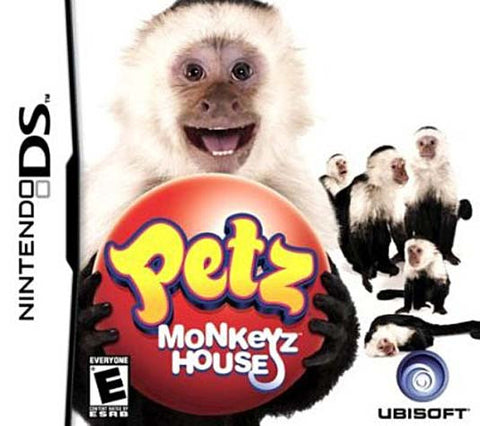 Petz - Monkeyz House (DS) DS Game