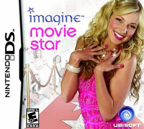 Imagine Movie Star (DS) DS Game