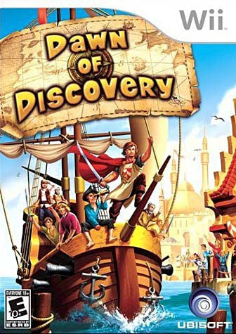 Dawn of Discovery (Bilingual Cover) (NINTENDO WII) NINTENDO WII Game