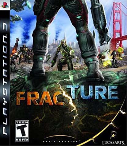 Fracture (PLAYSTATION3) PLAYSTATION3 Game