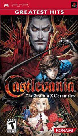 Castlevania - The Dracula X Chronicles (PSP) PSP Game