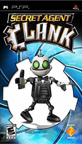 Secret Agent Clank (PSP) PSP Game