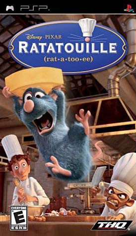 Ratatouille - Disney's (PSP) PSP Game