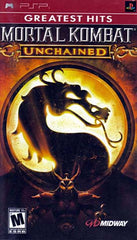 Mortal Kombat - Unchained (PSP)