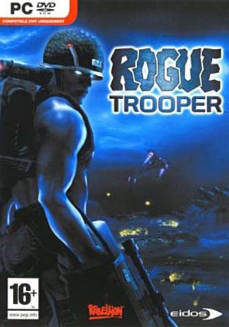 Rogue Trooper (French Version Only) (PC) PC Game