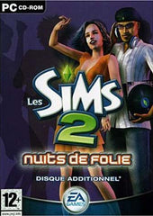 Les Sims 2 - Nuits de Folie (French Version Only) (PC)