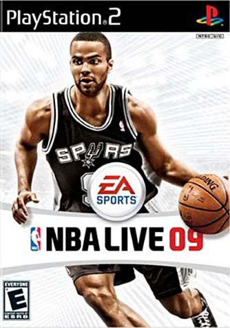 NBA Live 09 (Limit 1 copy per client) (PLAYSTATION2) PLAYSTATION2 Game