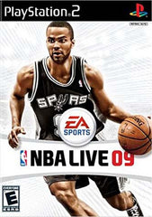 NBA Live 09 (Limit 1 copy per client) (PLAYSTATION2)