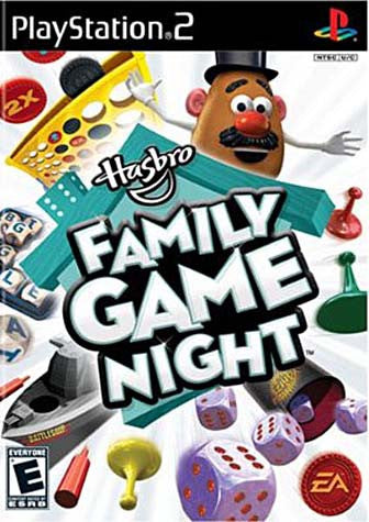 Hasbro Family Game Night (PLAYSTATION2) PLAYSTATION2 Game