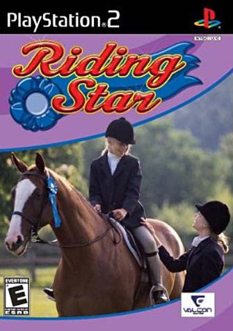 Riding Star (Limit 1 copy per client) (PLAYSTATION2) PLAYSTATION2 Game