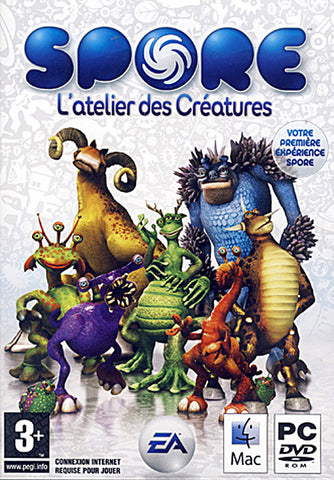 Spore - L'Atelier des Creatures (PC/Mac) (French Version Only) (PC) PC Game