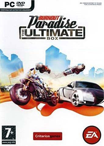 Burnout Paradise - The Ultimate Box (French Version Only) (PC) PC Game