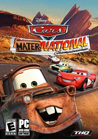 Cars - Mater-National Championship (PC) PC Game