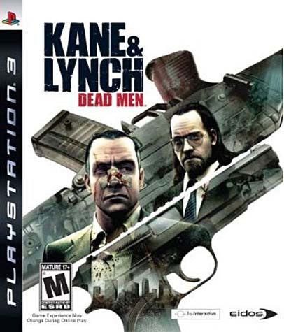 Kane And Lynch - Dead Men (PLAYSTATION3) PLAYSTATION3 Game