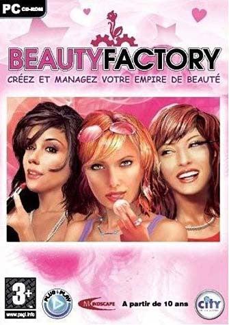 Beauty Factory (French Version Only) (PC) PC Game