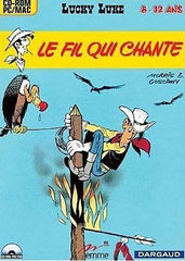 Lucky Luke - Le Fil Qui Chante (French Version Only) (PC/Mac) (PC)