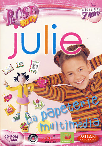 Julie: La Papeterie de Julie (French Version Only) (PC/Mac) (PC) PC Game