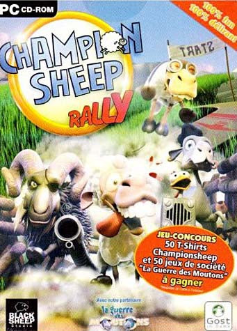 Champion Sheep Rally (French Version Only) (PC) PC Game
