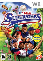 MLB Superstars (NINTENDO WII)