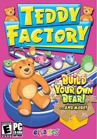 Teddy Factory (PC) PC Game