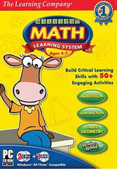Millie's Math Learning System 2008 (PC)
