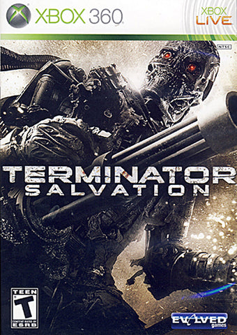 Terminator - Salvation (XBOX360) XBOX360 Game