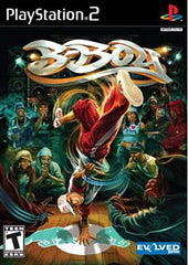 B-Boy (PLAYSTATION2)