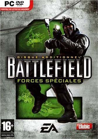 Battlefield 2 - Forces Speciales (disque additionnel) (French Version Only) (PC) PC Game