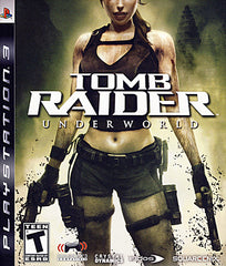 Tomb Raider - Underworld (PLAYSTATION3)
