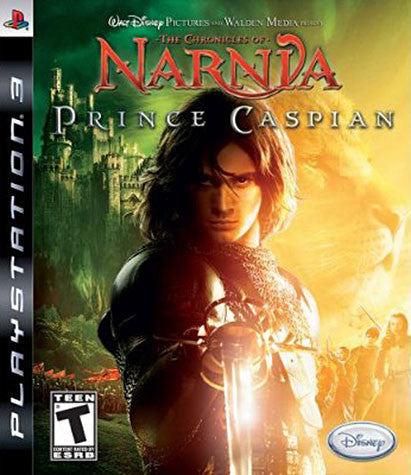The Chronicles of Narnia - Prince Caspian (PLAYSTATION3) PLAYSTATION3 Game