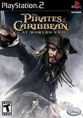 Pirates of the Caribbean - At World's End (PLAYSTATION2)