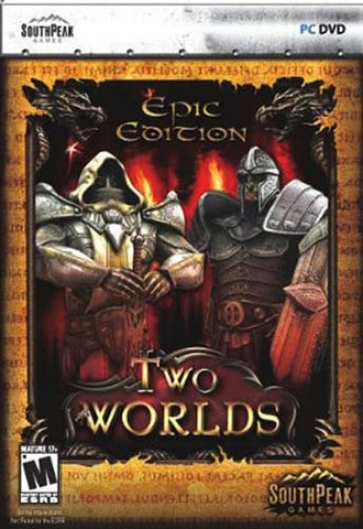 Two Worlds Epic Editon (DVD) (PC) PC Game