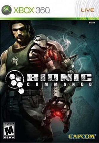 Bionic Commando (XBOX360) XBOX360 Game