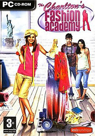 The Charlton's Fashion Academy (French Version Only) (PC) PC Game