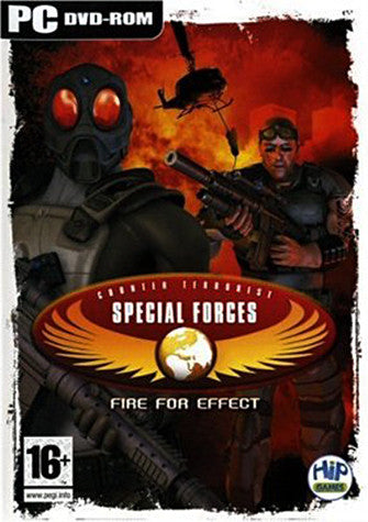 Counter Terrorist Special Forces Fire For Effect (French Version Only) (PC) PC Game