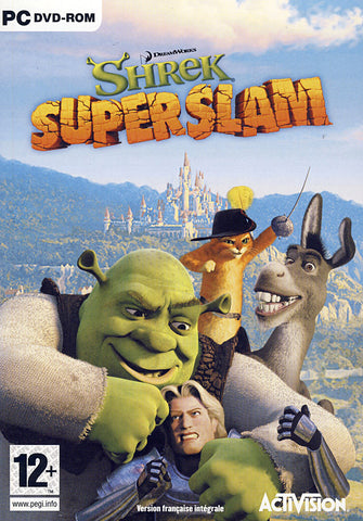 Shrek Super Slam (French Version Only) (PC) PC Game