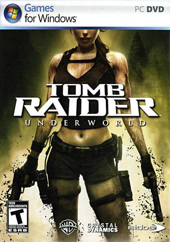 Tomb Raider - Underworld (PC) PC Game