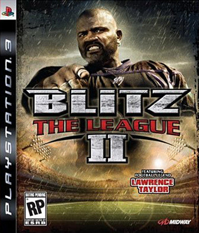 Blitz - The League 2 (PLAYSTATION3) PLAYSTATION3 Game