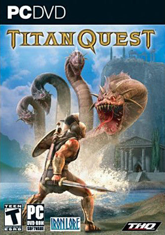 Titan Quest (PC) PC Game