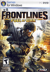 Frontlines - Fuel of War (Bilingual Cover) (Limit 1 copy per client) (PC)