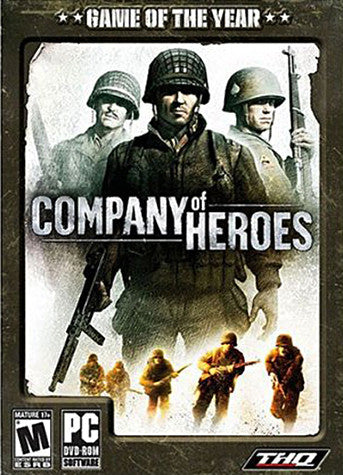 Company of Heroes - Game Of The Year Edition (PC) PC Game