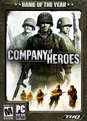Company of Heroes - Game Of The Year Edition (PC)