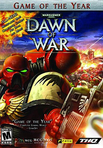 Warhammer 40,000: Dawn of War - Game of the Year Edition (PC) PC Game
