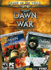 Warhammer 40,000: Dawn of War - Gold Edition (Includes Winter Assault Expansion Pack) (PC)