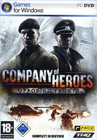 Company Of Heroes - Opposing Fronts (PC) PC Game