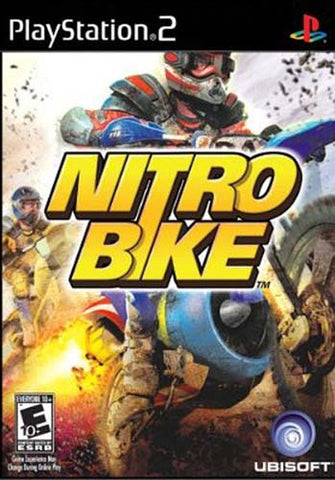 Nitro Bike (PLAYSTATION2) PLAYSTATION2 Game
