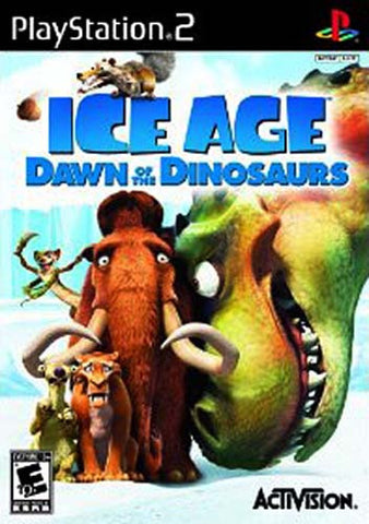 Ice Age - Dawn Of The Dinosaurs (PLAYSTATION2) PLAYSTATION2 Game