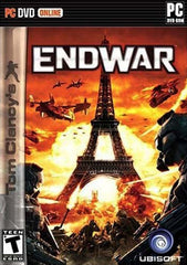Tom Clancy's - EndWar (Limit 1 copy per client) (PC)