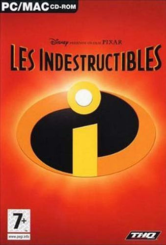 Disney's Les Indestructibles (French Version Only) (PC) PC Game
